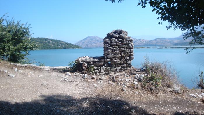 Der See von Butrinti