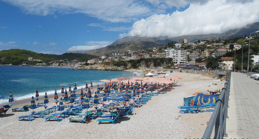 Himara Bilder Albanien